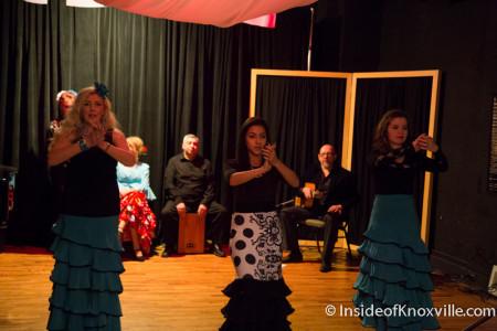 Pasion Flamenco, Emporium, Knoxville, February 2015