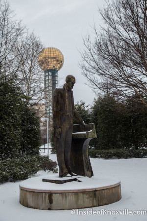 Rachmaninoff, Knoxville, February 2015