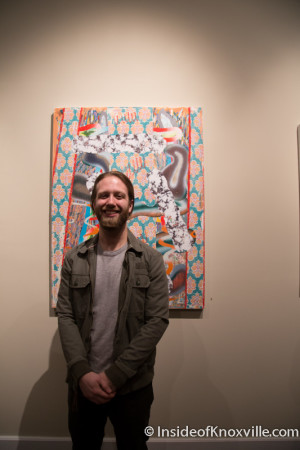 Zack Searcy Projects, Knoxville, February 2015