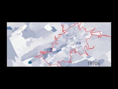 1970's Sprawl