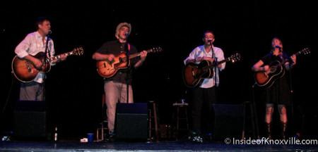 Bijou Jubilee, R.B. Morris, Todd Steed, Scott Miller and Jill Andrews, Knoxville, June 2010