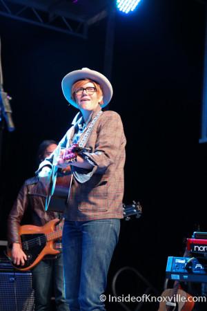 Brett Dennen, Rhythm and Blooms Festival, Knoxville, April 2014