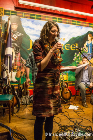 Tennessee Shines, Boyd's Jig and Reel, Knoxville, March 2015