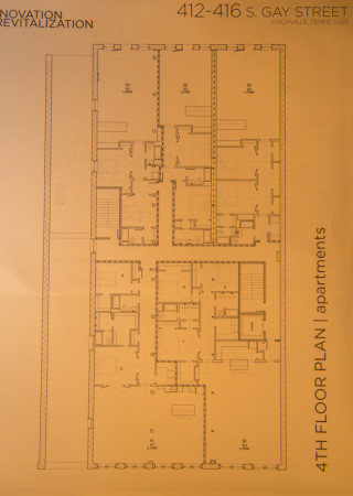 Fourth floor plans