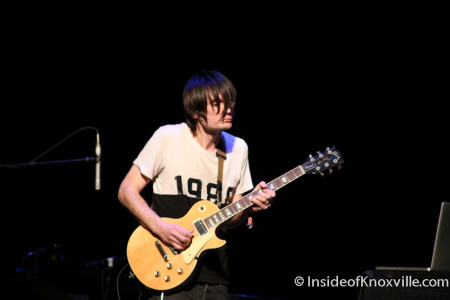 Johnny Greenwood, Big Ears Festival, Tennessee Theatre, Knoxville, March 2014