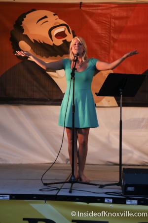 Rossini Festival, Knoxville, 2014