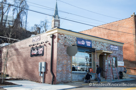 Sweet P's BBQ, 410 W. Jackson Ave., Knoxville, March 2015