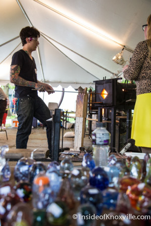 Dogwood Arts on Market Square, Knoxville, Spring 2015