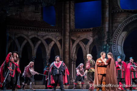Il Trovatore, Knoxville Opera, Tennessee Theatre, Knoxville, April 2015