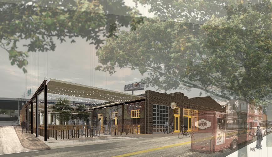 Development Plans for Depot Avenue