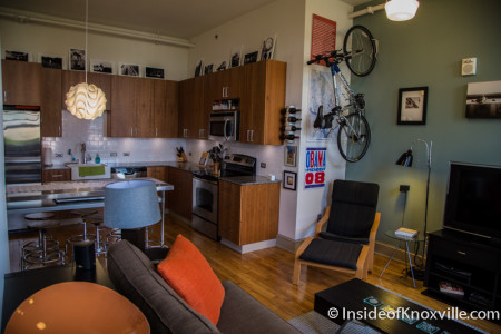 City People Home Tour, Arnstein Bldg, 505 Market Street, Knoxville, May 2015-2
