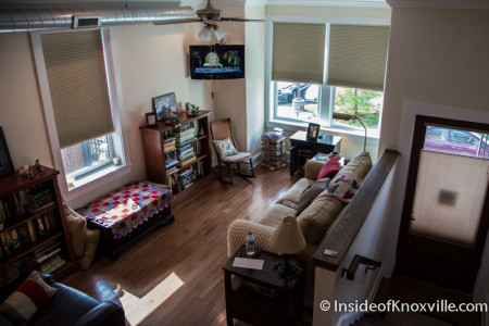 City People Home Tour, Kendrick Place, 612 Union Avenue, Knoxville, May 2015