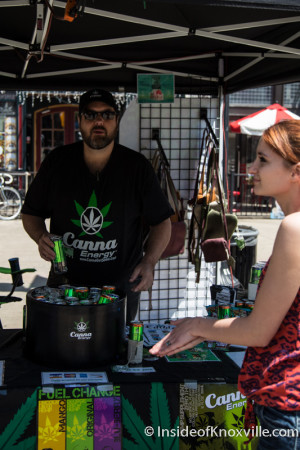Knoxville Cannabis Hemp Rally, Market Square, Knoxville, May 2015