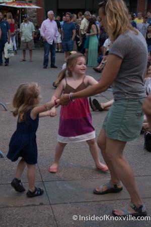 Bob Dylan Birthday Bash, Market Square, Knoxville, June 2015