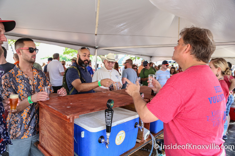 Brewfest and Slide the City