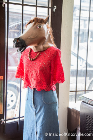 Hot Horse, 108 E. Jackson Ave., Knoxville, June 2015