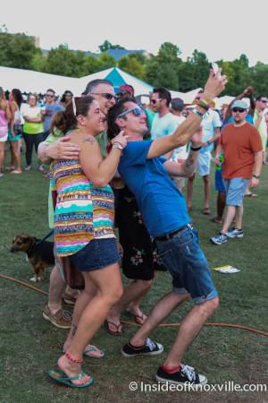 Pridefest 2015, Gay Street, Knoxville, June 2015