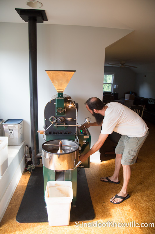 Three Bears Coffee Soon Begins Operation in a New Location and Adds a Tasting Room