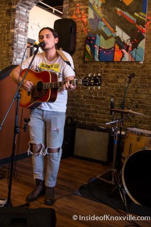 Joseph LeMay, Rhythm n Blooms, Knoxville, April 2015