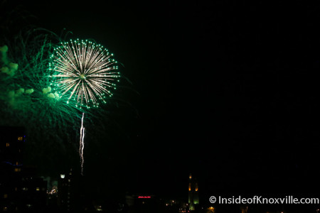 July 4, Knoxville, 2015