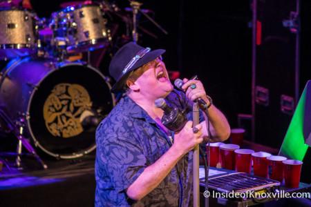 Blues Traveler, Bijou Theatre, Knoxville, August 23, 2015