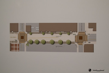 Plans for the 700 Block of Gay Street, Knoxville, August 2015