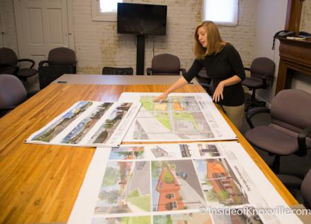 Leslie Fawaz, East Tennessee Community Design Center, Knoxville, August 2015