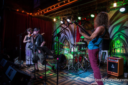 Mr. Ill and the Medicine, Blankfest, Scruffy City Hall, Knoxville, August 2015