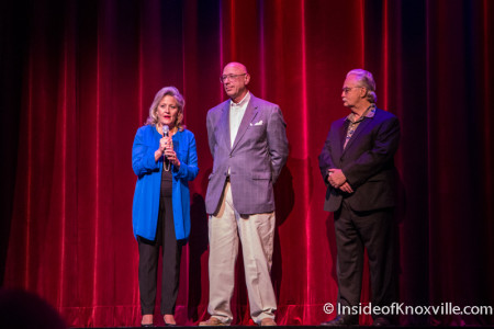 """Screening of """"Stark Love,"""" Tennessee Theatre, East Tennessee History Fair, Knoxville, August 2015"""