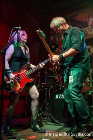 Tim Lee 3, Blankfest, Preservation Pub, Knoxville, August 2015