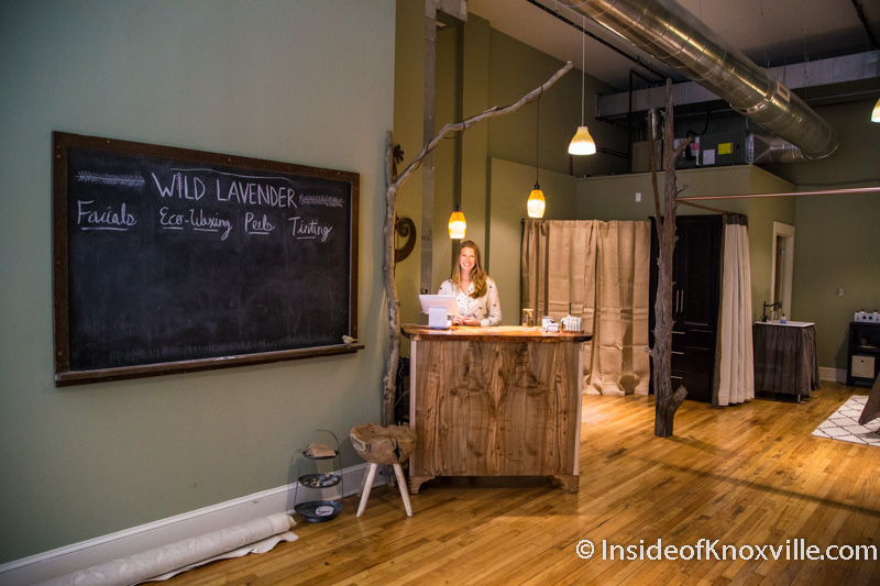 Wild Lavender Spa Set to Open in the Daylight Building