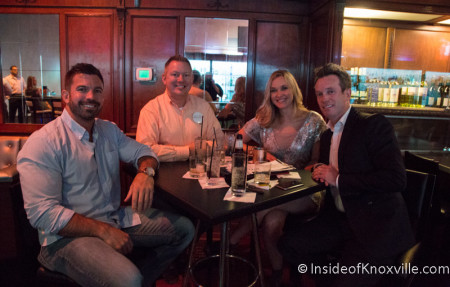 Sapphire Modern Bar and Restaurant, 428 S. Gay, 10th Anniversary Party, Knoxville, September 2015