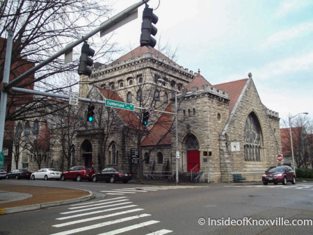 St. John's Episcopal Cathedral, Knoxville, June 2012