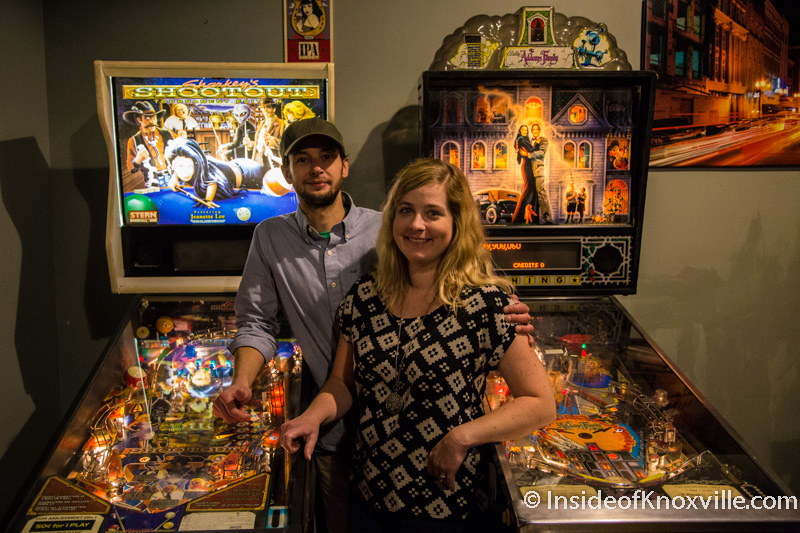 Arcade Games Coming to Gay Street: Harrogate's Lounge at Suttree's