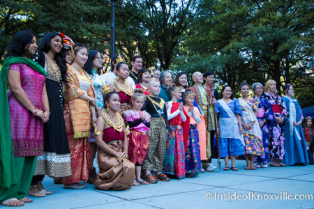 Asian Festival, Knoxville, October 2015