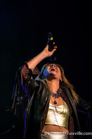 Grace Potter, Tennessee Theatre, Knoxville, October 2015