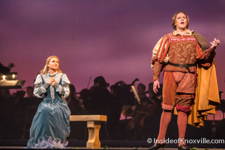 Knoxville Opera's Mefistofele, Tennessee Theatre, Knoxville, October 2015