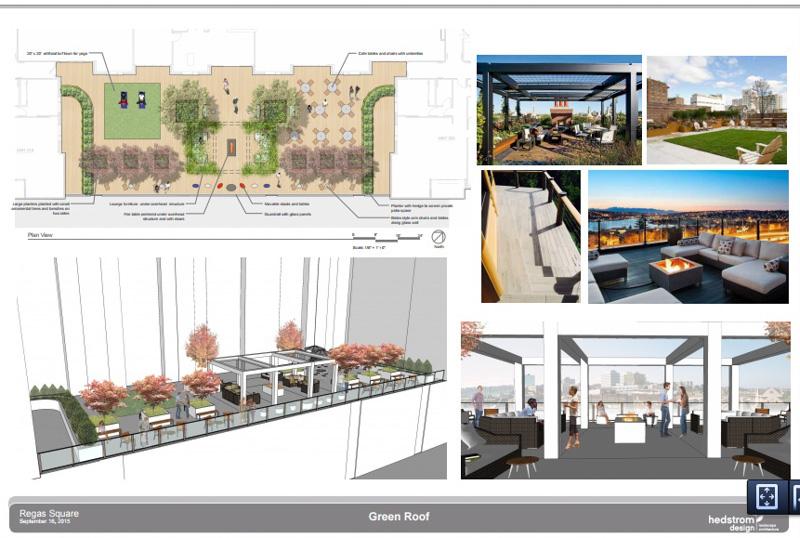 Amazing New Condo and Retail Project Announced: Regas Square
