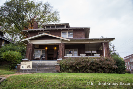 Parkridge Home Tour, 2455 Magnolia Ave., Knoxville, October 2015