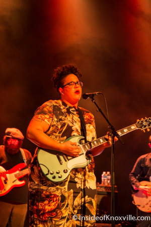 Alabama Shakes, Tennessee Theatre, March 2015