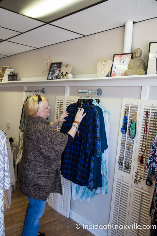 Folly Boutique Opens in Happy Holler (1211 N. Central St.)