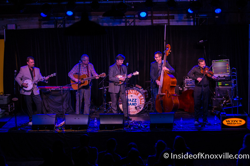 Saturday Sounds: Del McCoury Band and the Preservation Hall Jazz Band