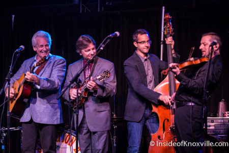 Del McCoury Band, The Standard, Knoxville, October 2015