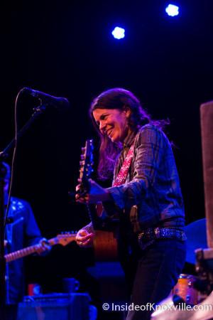 Donna the Buffalo, Bijou Theatre, Knoxville, November 2015