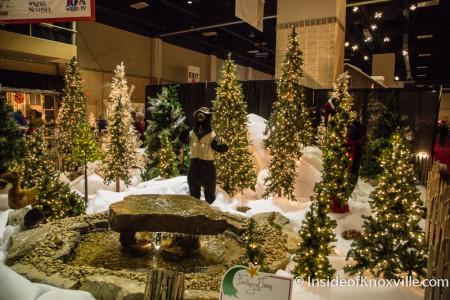 Fantasy of Trees, Knoxville, November 2015