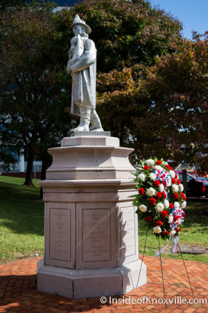 Day of Honor, KFD Memorial Service, Knoxville, October 2014