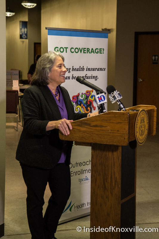 Mayor, Others Kick Off Open Enrollment for Health Insurance under the ACA