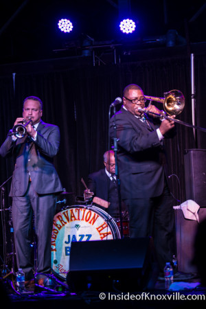 Preservation Hall Jazz Band, The Standard, Knoxville, October 2015