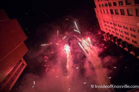 Regal Celebration of Lights, Knoxville, November 2015