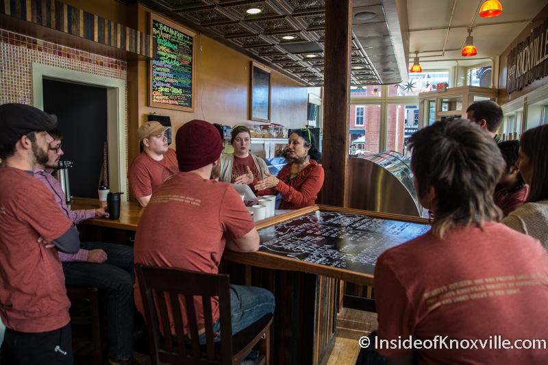 Market House Cafe Opens Today at 36 Market Square